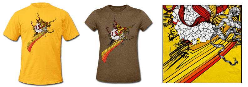 Hairball-Designer-T-shirts