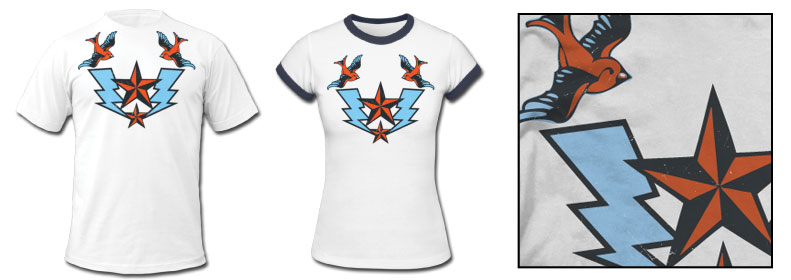 Tattoo Designer-T-Shirt